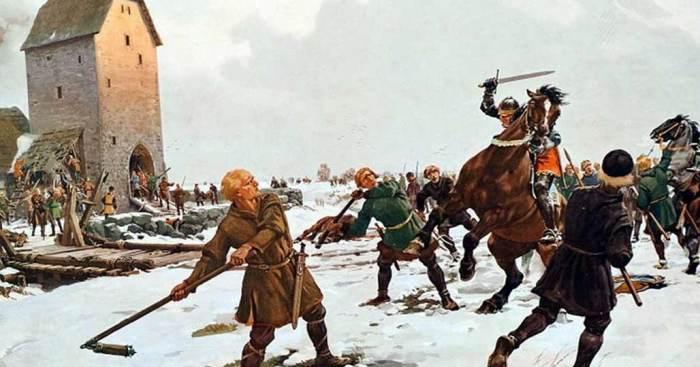 Немало молодежи шло просто в бандиты. |Фото: armflot.ru.