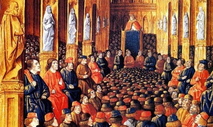 Проблема бедного дворянства была настолько серьезной, что решалась в Ватикане. |Фото: newslocker.com.