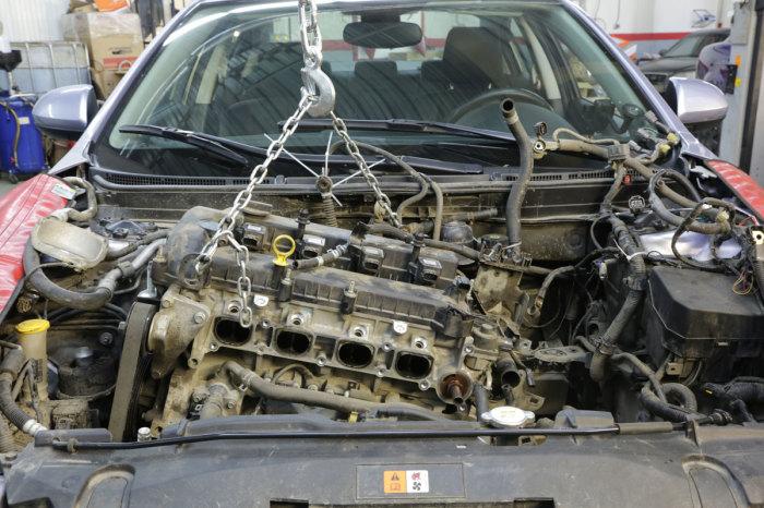 Простой не идет на пользу мотору. /Фото: truck-auto.info.