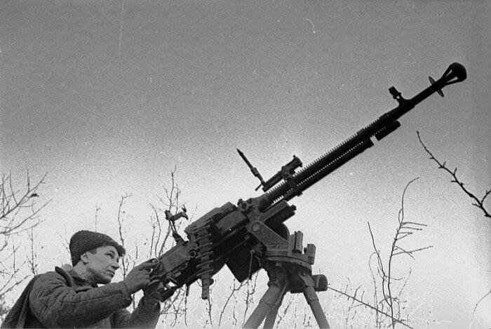 Даже пулеметы не слишком эффективны. |Фото: airbase.ru.