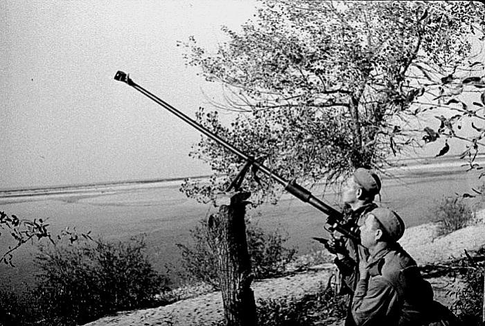 Даже танковые ружья использовали для этого. |Фото: 123ru.net.
