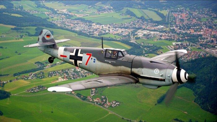 Сбить самолет совсем не просто. ¦Фото: winallos.com.