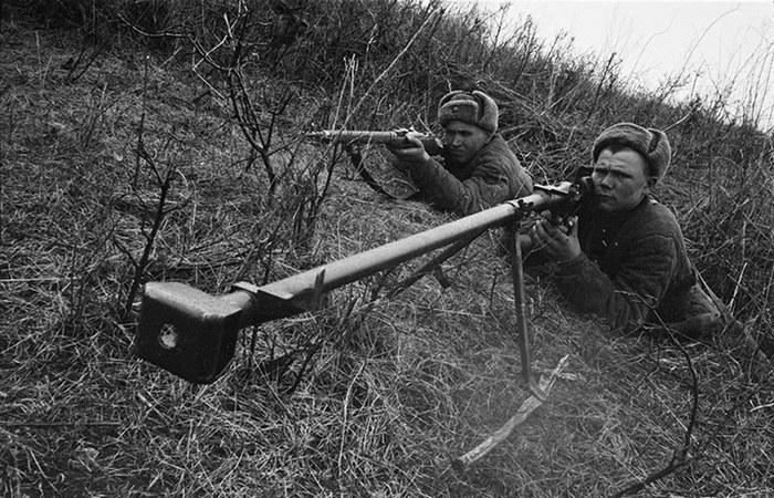 Как вышло, что самое массовое противотанковое ружье ПТРД-41 не приняли на вооружение