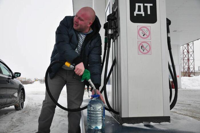 Бензин поможет.  Фото: pg11.ru.