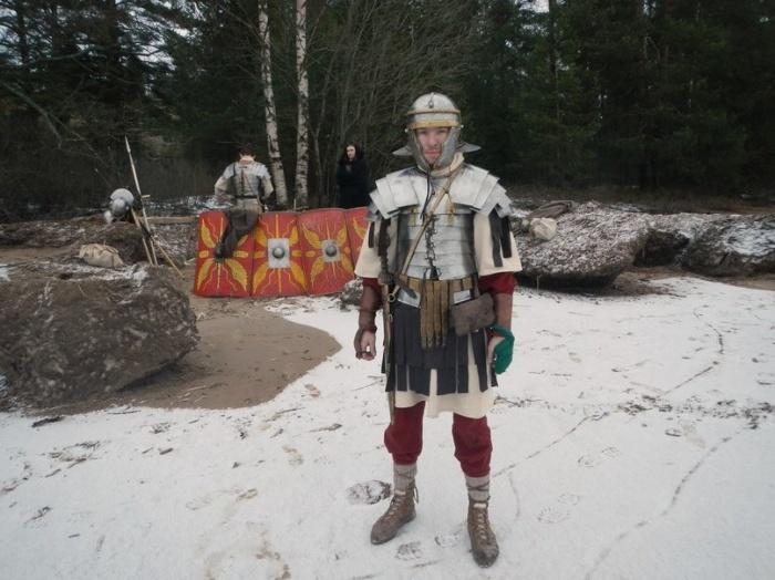 В северных регионах у варваров перенимали штаны. |Фото: legvmac.ru.