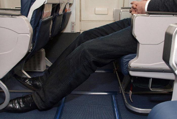 Вытянуть ноги было бы неплохо. |Фото: dantk.ru.