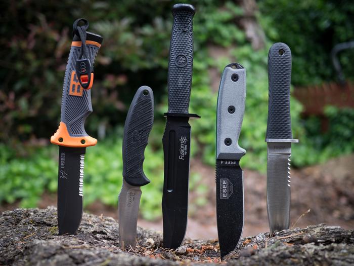 Выбор хорошего ножа - целая наука.  Фото: spiculo.ru.