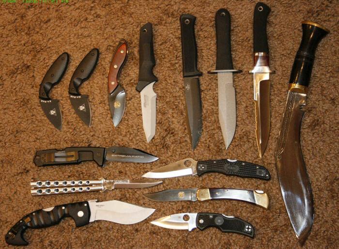 Нож - это не безделушка, а инструмент.  Фото: popgun.ru.