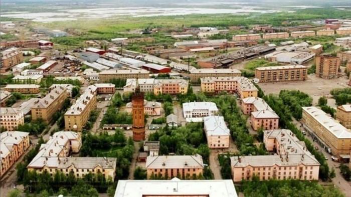 Самый зеленый город. |Фото: yandex.ru.