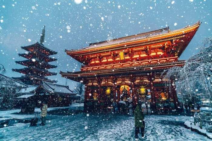 Снег там вполне себе выпадает. Иногда. |Фото: junkee.com.