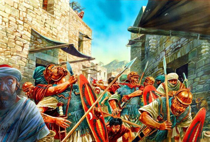 Как римляне смогли взять израильскую крепость Масада высотой 450 метров, которая считалась неприступной