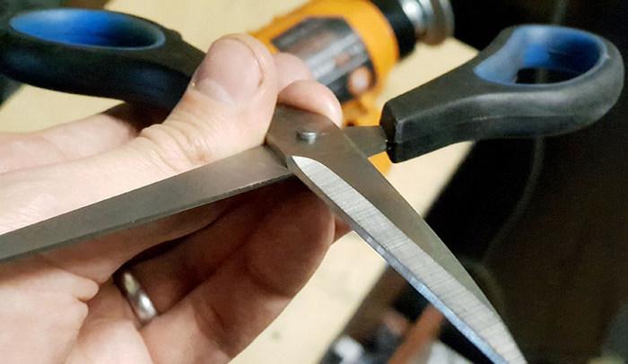 Ножницы будут как новые. ¦Фото: yniversal.ru.