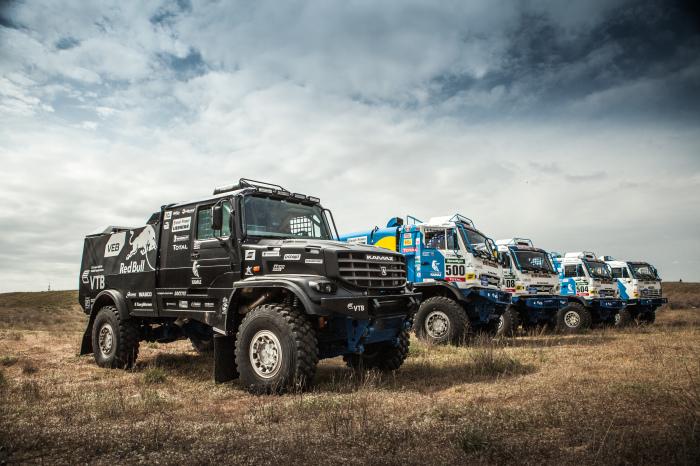 Классные грузовики. |Фото: hqwallpapersgalaxy.com.