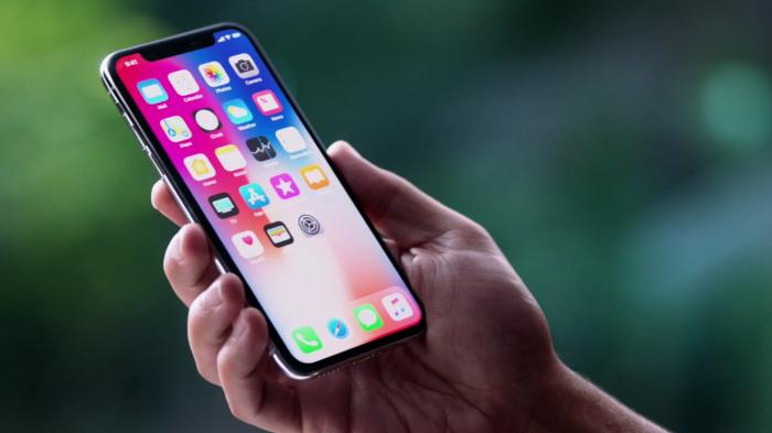 Приятно удивит и порадует Apple iPhone X.