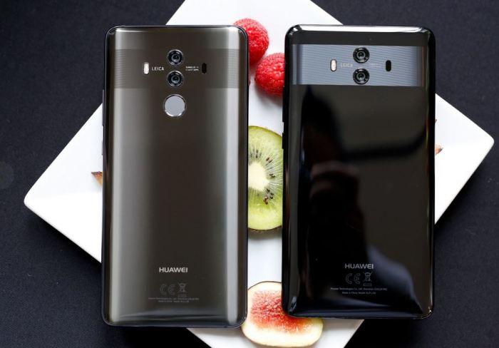Отлично снимающий  Huawei Mate 10 Pro.