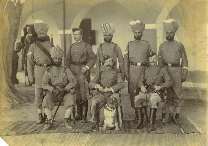 Появился благодаря колониальным войска. |Фото: Pinterest.