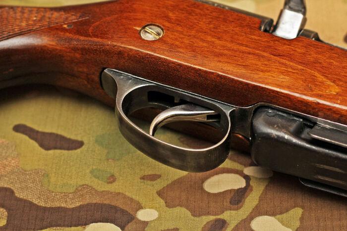 Питается ружье от карабина. ¦Фото: ya.ru.