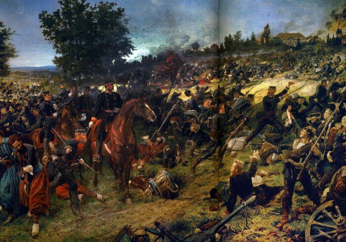 После Наполеоновских войны стальная защита ушла в прошлое. |Фото: pinterest.com.
