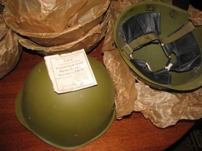 Все изменил шлем СШ-40.