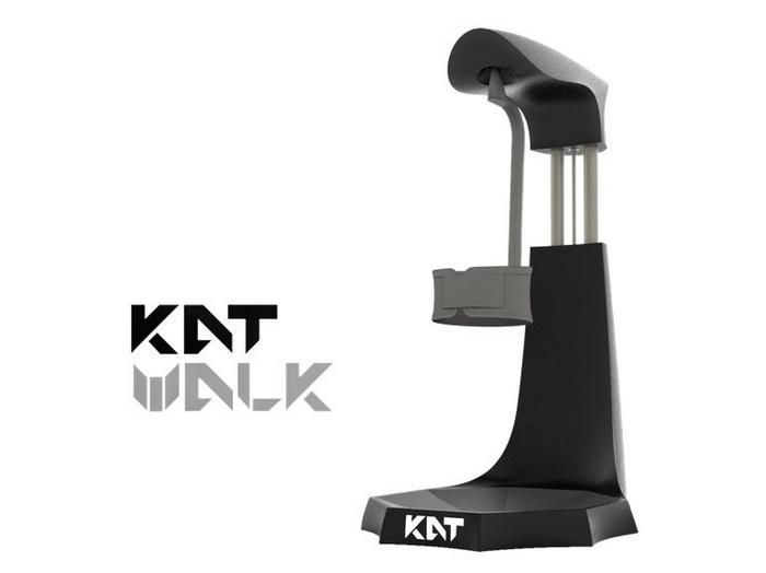 Kat Walk - платформа для виртуальных прогулок.