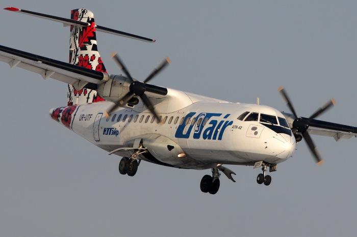 Самолёт ATR-42.
