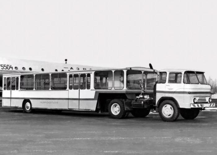 Работал КАЗ 606 не очень хорошо.