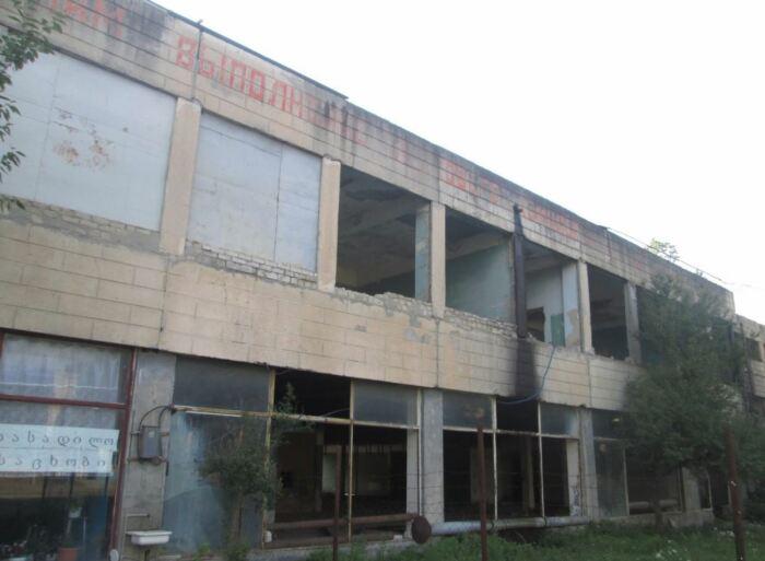 Завод пережил 1990-е, но в очень плохом состоянии.  Фото: turbina.ru.