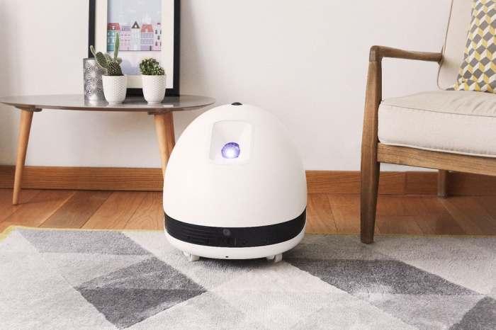 Робот, который станет членом семьи.