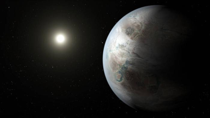 Kepler-452b - новый дом человечества.
