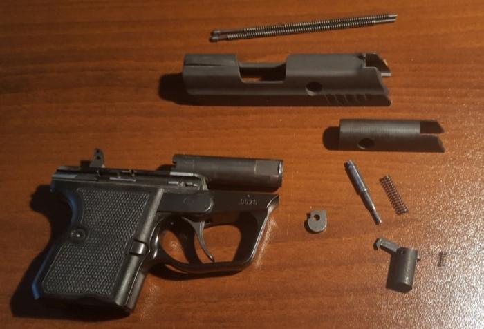Компактный пистолет. |Фото: guns.allzip.org.