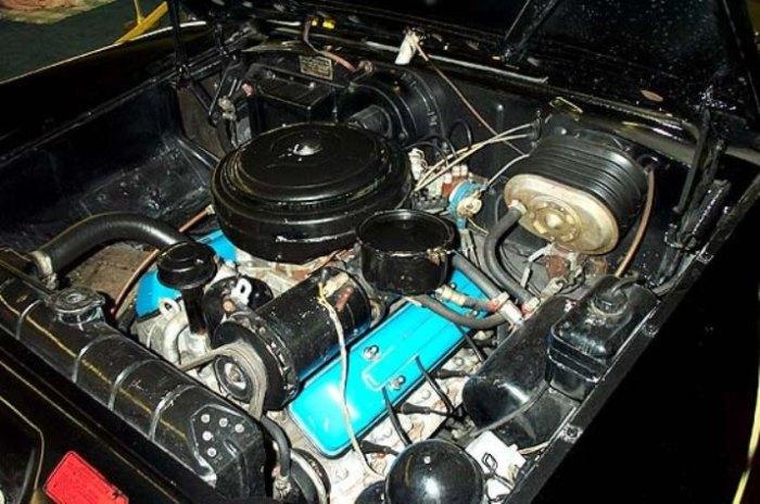 В первую очередь меняли двигатель.