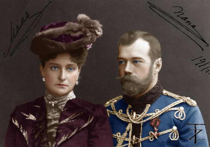 Традиция пошла от Николая II. |Фото: fb.ru.