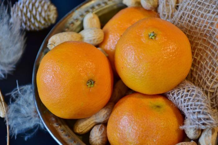 Правильный мандарин - оранжевый мандарин. |Фото: fantasticdiets.com.