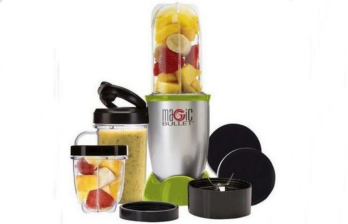 Блендер Magic Bullet Blender.