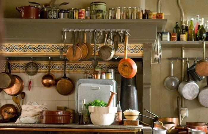 Кухонная утварь - это важно.