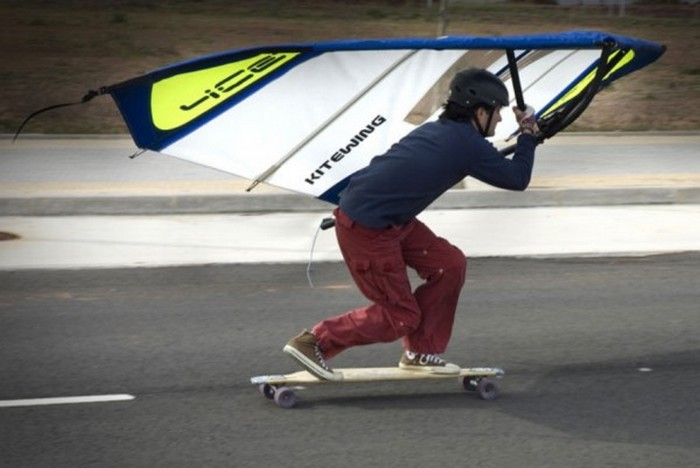 Кайтвинг: невероятные скорости и море адреналина.