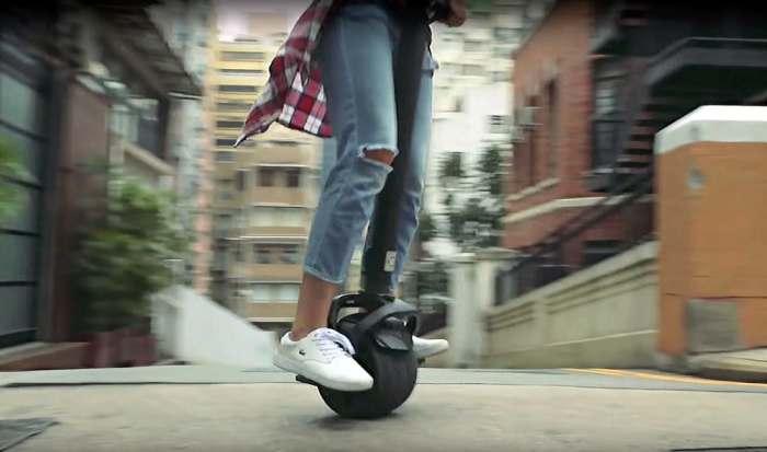 Электрический моноколесный скутер Kiwano K01.