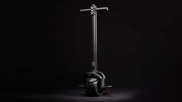 Kiwano K01 - одно колесо и масса возможностей.