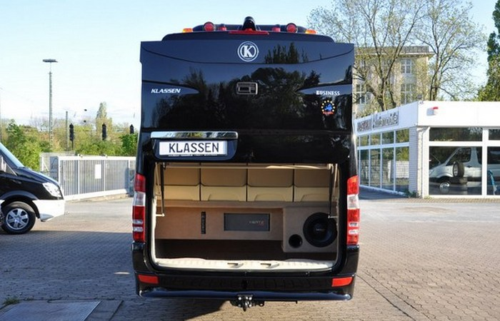 KLASSEN Car Design Technology - известное предприятие.