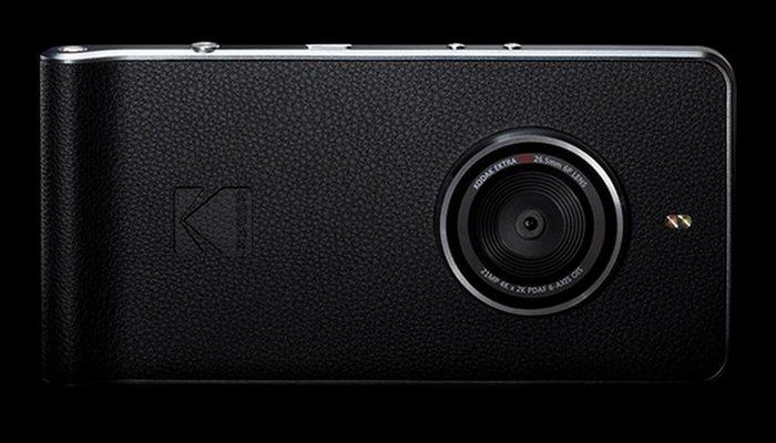 Kodak Ektra со сверхвысоким разрешением 4К, 1920 х 1080p.