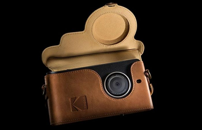 Элегантный чехол смартфона Kodak Ektra.