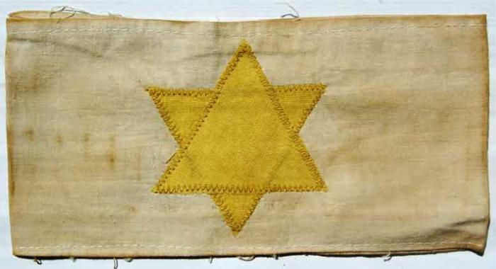 Евреи были объявлены главным врагом Рейха. |Фото: varune.com.