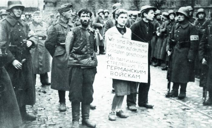 Советских граждан нацисты уничтожали без всякой пощады. ¦Фото: yavarda.ru.