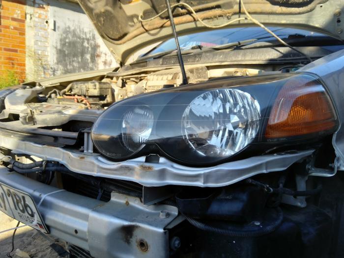Никакие серьезные изменения вносить нельзя. |Фото: drive2.com.