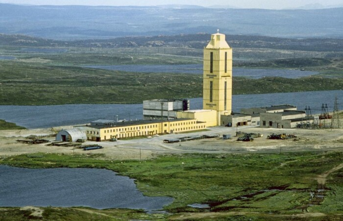 Уникальный советский проект. |Фото: fishki.net.