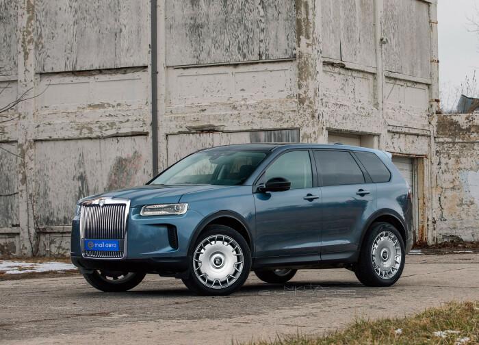 Дизайн автомобиля должен быть в общей канве линейки. |Фото: auto.mail.ru.