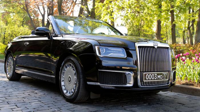 Нужно делать не только роскошные авто. |Фото: 123ru.net.