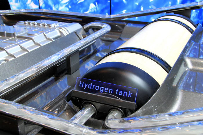 Водородное топливо не захватило мир.