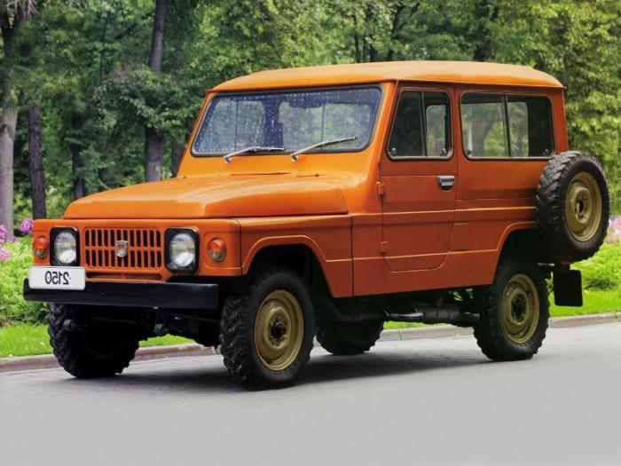 Москвич-2150 был интересным, но все же концептуальным образцом техники.