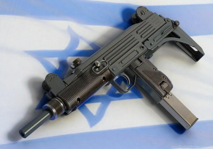 Легендарный пистолет-пулемет.  Фото: desktopbackground.org.